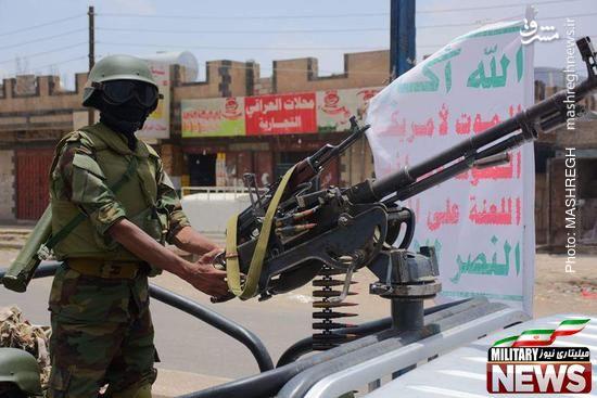 پیشروی نیروهای یمنی در عسیر عربستان