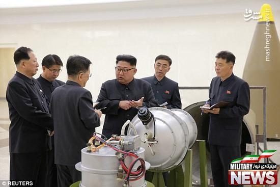 پیام آزمایش اتمی کرهشمالی به ترامپ