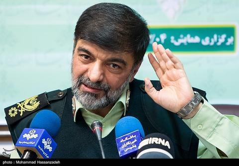 سردار رادان: داعش در سوریه رو به نابودی است