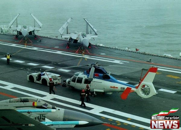 جنگنده شنیانگ J-15