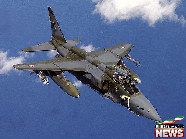 جنگنده پشتیبانی تاکتیکی جگوار