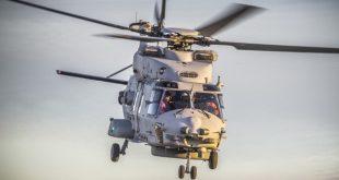 معرفی بالگرد NH-90