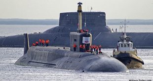 نهنگ های اتمی روسی,زیردریایی کلاس بوری