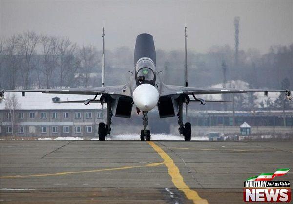 آیا ایران جنگنده های سوخو ۳۰ را از روسیه دریافت کرده؟