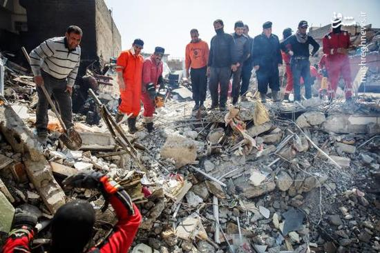 سوریه از سازمان ملل خواست جلوی جنایتهای ائتلاف آمریکا را بگیرد