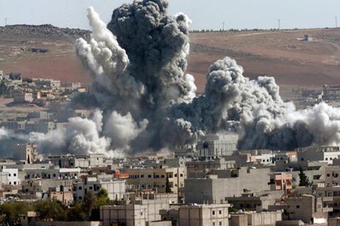 حمله جنگندههای عربستان به بازاری در یمن ۲۳ کشته برجای گذاشت