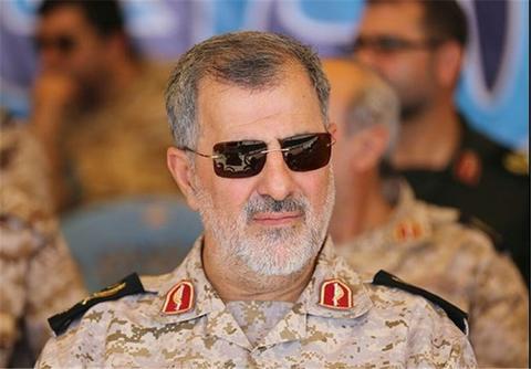 سردار پاکپور: امنیت مرزها نیاز مشترک ایران و عراق است