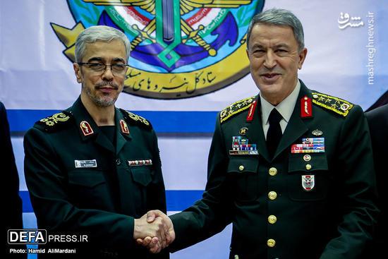 تشکیل مثلث نظامی «تهران-بغداد-آنکارا»