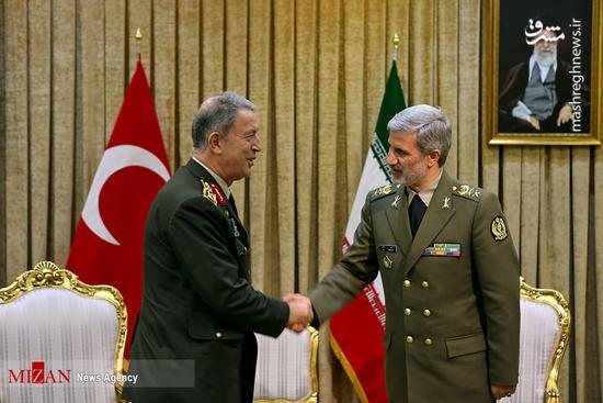 ۳نکته از سفر رئیس ستاد ارتش ترکیه به ایران
