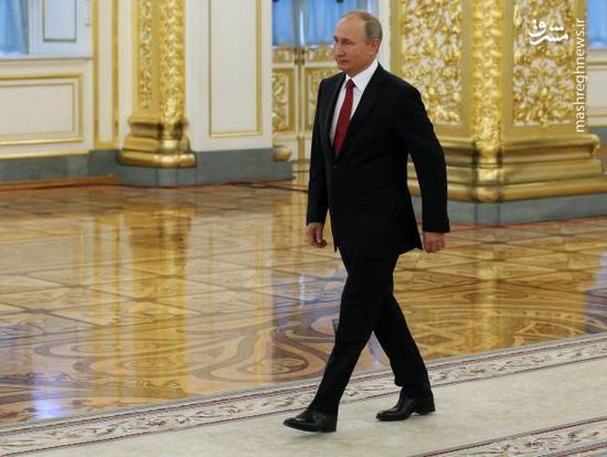چراغ سبز پوتین به حضور اتباع خارجی در ارتش