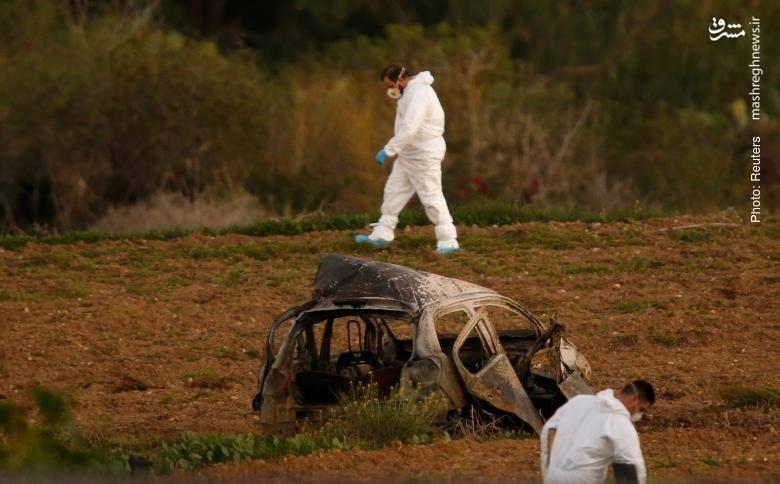 جستجوی فرمایشیِ محل قتل دفنی کروانا گالیزیا، خبرنگار جستجوگر اهل مالت که شجاعانه پروندههای فساد سیاسی و اقتصادی در این کشور را افشا میکرد.
