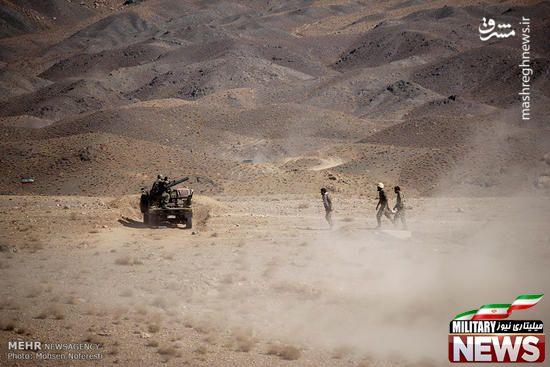 برگزاری ۹ رزمایش بزرگ نظامی ایران در ۷ ماه