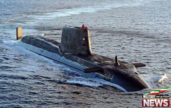 اولین زیردریایی اتمی -تهاجمی کلاس astute