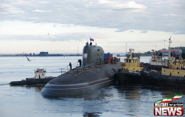 زیردریایی های کلاس Graney متعلق به روسیه