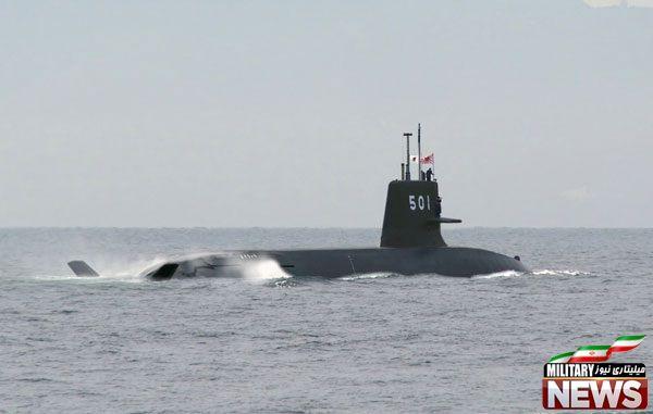 زیردریایی های کلاس soryu متعلق به ژاپن