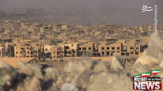 بازگشت صدها خانواده سوری به دیرالزور
