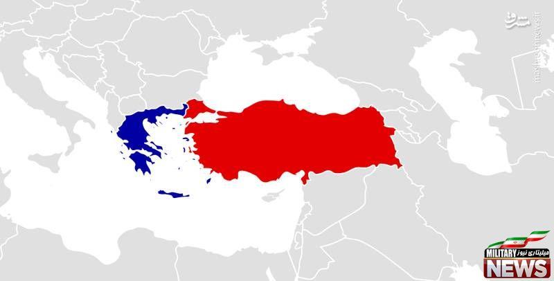 یونان و ترکیه؛ از دشمنی تاریخی تا تنشهای مرزی
