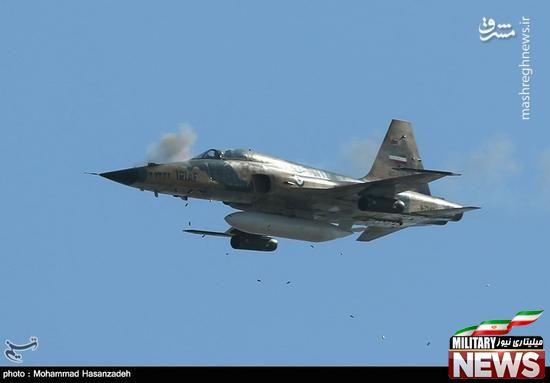رزمایش نیروی هوایی ارتش پایان یافت