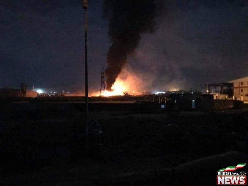 حمله هوایی رژیم صهیونیستی به استان حمص سوریه+عکس و نقشه