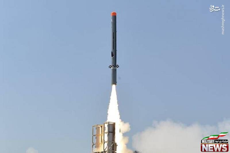 آزمایش موشک کروز دور برد در هند+عکس