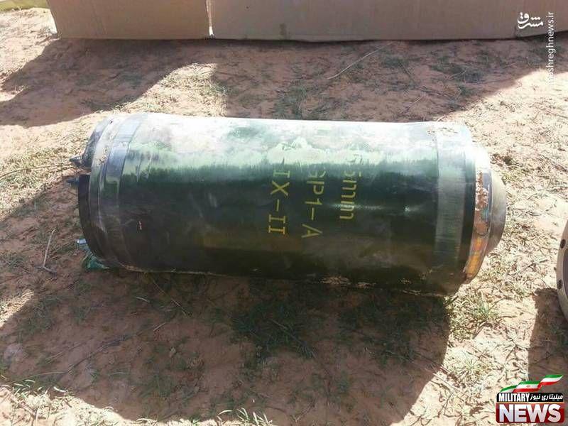 استفاده از مهمات هدایت لیزری چینی در لیبی+عکس
