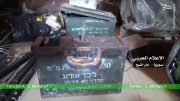 کشف مهمات آمریکایی و اسرائیلی در «دیرالزور»