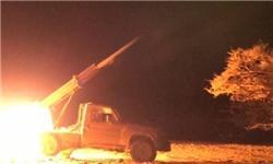 حمله موشکی یمن به پایگاه ائتلاف سعودی