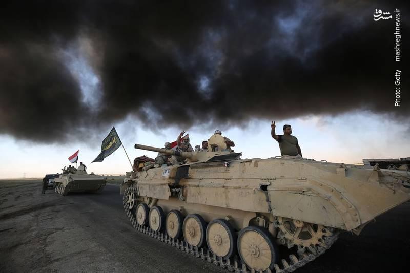پیشروی در حویجه، یکی از آخرین پایگاههای داعش در عراق
