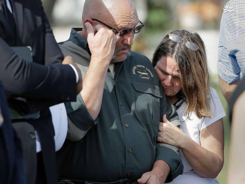 کشتهشدن حدود 26 تن از جمله چندین نوجوان در حمله مسلحانه به کلیسایی در تگزاس