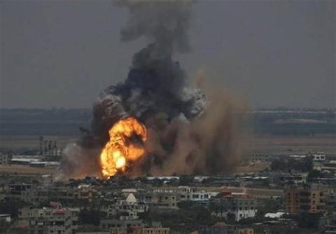 حمله جنگندههای سعودی به مناطقی در صنعاء و یمن
