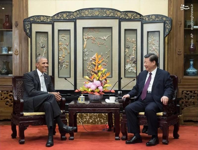 سفر دورهای اوباما رئیسجمهور پیشین آمریکا به چین، هند و فرانسه برای دیدار با مقامات این کشورها. اوباما در دوران ریاستجمهوری خود گفتگوهای سالانه و مهمی را با چین آغاز کرد.