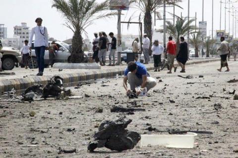 وقوع ۲ انفجار مهیب در «صنعاء»؛ پرواز گسترده جنگندههای سعودی