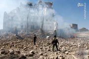 جنایت جدید آل سعود در یمن
