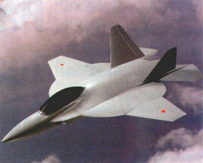 جنگنده MIG-I-2000