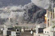 حمله مرگبار سعودیها به یک بازار یمنی
