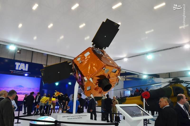 برنامهریزی گسترده ترکیه در سال ۲۰۱۸ برای تکمیل چرخه صنعت فضایی/ ماهوارههای ایرانی در سال آینده بودجه ندارند!