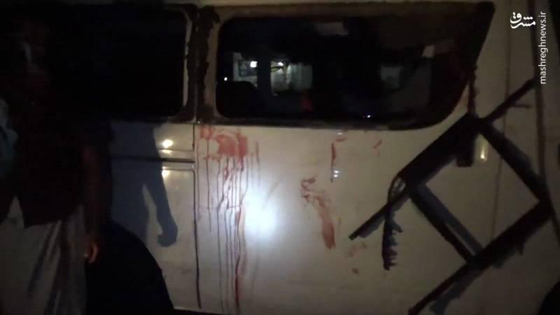 ۱۹ شهید و زخمی در بمباران بازاری در یمن+عکس