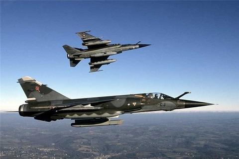 حمله جنگندههای رژیمصهیونیستی به شرق رفح در نوار غزه
