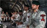 ۱۲ تکاور نیروی دریایی ارتش در شانگهای چین مستقر شدند