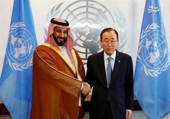همآوازی سازمان ملل با آمریکا و عربستان برعلیه ایران