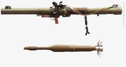 رونمایی از مهمات ایرانی برای خون آشام روسی/ ویژگیهای مهم تولید «RPG-۲۹» داخلی با سرجنگی ترموباریک +عکس