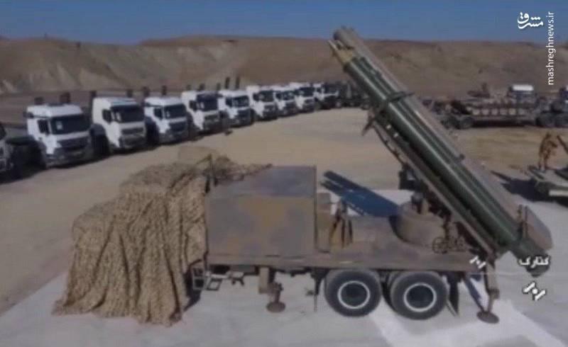 دو پیام مهم موشکی از رزمایش جدید ارتش/ راکتاندازهای نزاجا دقیق و هدایت شونده شدند +عکس