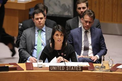تقلای هیأت نمایندگی آمریکا برای تشکیل یک ائتلاف ضد ایرانی