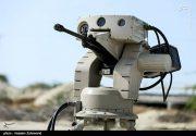 سکوی تاکتیکی مراقبت هوشمند RU۷۶۲HM ساخت ایران +عکس