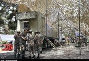 ساخت ایران| سامانه فرماندهی و کنترل پدافند هوایی + عکس