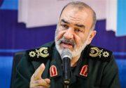 ملت ایران فضا را برای تنفس آمریکا تنگ کرده است/ هر روز سرزمینی را از دست استکبار آزاد میکنیم