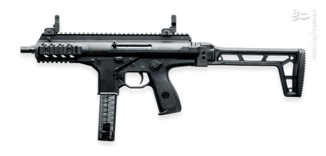 پلیس ایتالیا سلاح جدید خرید+عکس