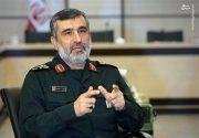 پردهبرداری سردار حاجیزاده از تحرکات جدید آمریکا در منطقه