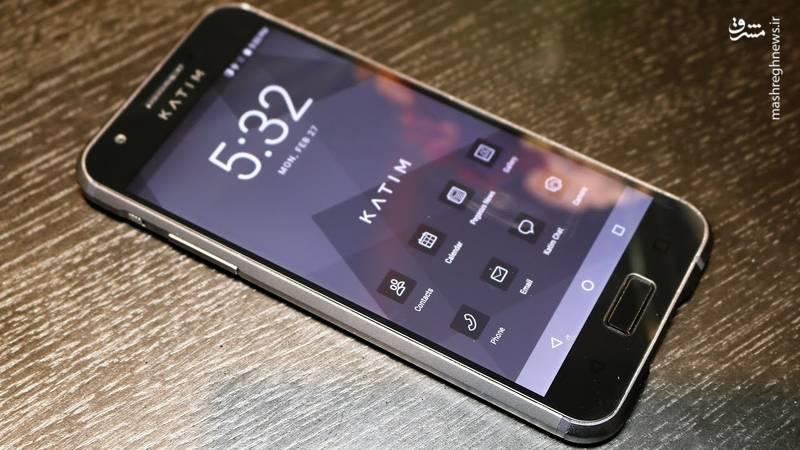 تلفن همراه Katim