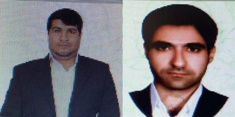 شهادت ۲ تن از نیروهای امنیت پرواز سپاه در پرواز تهران- یاسوج +عکس